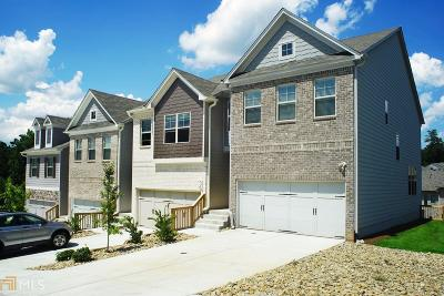 Conyers Condo/Townhouse For Sale: 2729 Kemp Ct #27