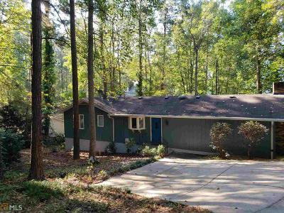 Butts County, Jasper County, Newton County Single Family Home For Sale: 611 Cardinal Dr