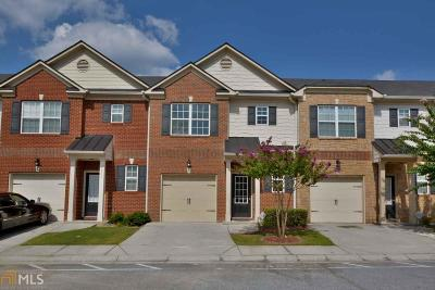 Norcross Condo/Townhouse For Sale: 2301 Ferentz Trce