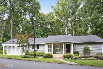 Roswell Single Family Home Under Contract: 130 Boxelder Ln