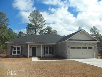 Statesboro Single Family Home For Sale: 119 Weatherstone Way #27