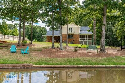 Greene County, Morgan County, Putnam County Single Family Home For Sale: 1050 Apalachee Ct