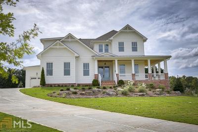 Milton Single Family Home For Sale: 12700 Ebenezer Pond Ct