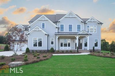Milton Single Family Home For Sale: 12710 Ebenezer Pond Ct