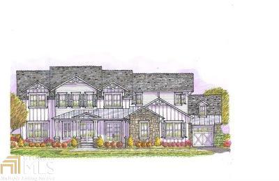 Milton Single Family Home For Sale: 12745 Ebenezer Pond Ct
