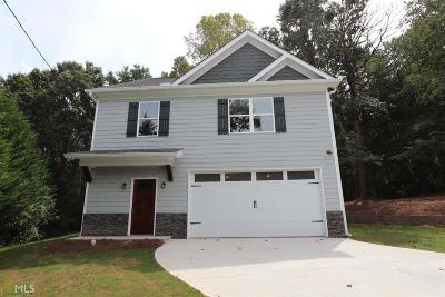Buford  Single Family Home For Sale: 3259 Lee Dr