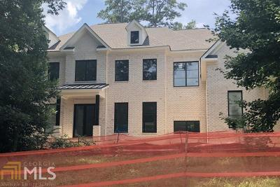 Roswell, Sandy Springs Single Family Home For Sale: 4736 Lake Forrest Dr
