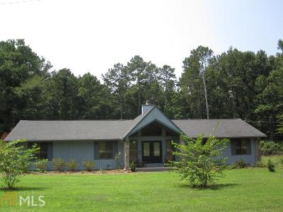Conyers Single Family Home Under Contract: 2844 Almand Ct