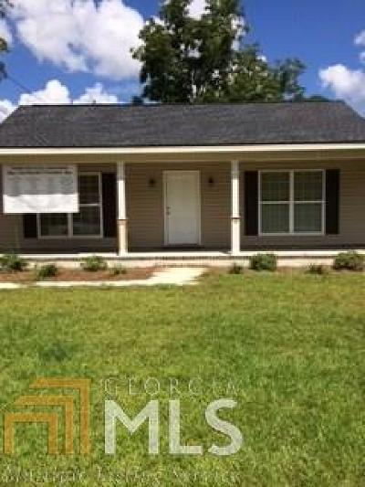 Statesboro Single Family Home For Sale: 9 W Inman St