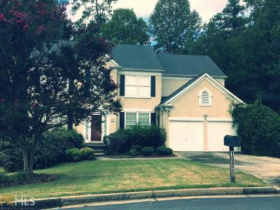 Johns Creek Single Family Home For Sale: 10820 Chatburn Way