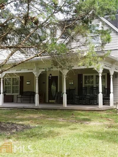 Covington Single Family Home For Sale: 6116 Odum St