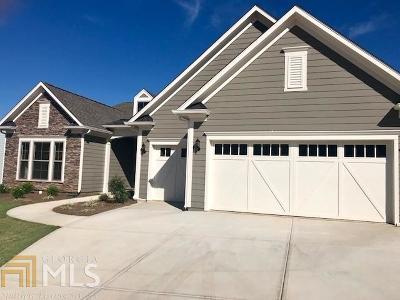 Hoschton Single Family Home For Sale: 5890 Collier Bridge Ln