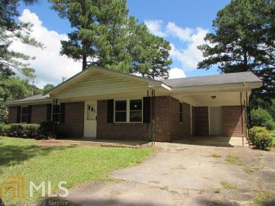 Pine Mountain Single Family Home Under Contract: 1331 Old Chipley Rd