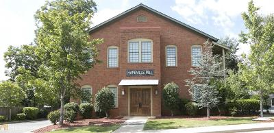 Hapeville Condo/Townhouse Under Contract: 3371 Dogwood Dr #130