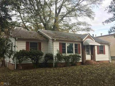 Marietta Commercial For Sale: 1616 Miller Ave
