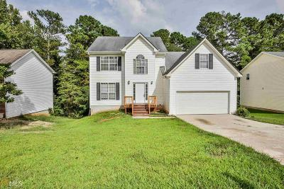 Lithonia Single Family Home Under Contract: 846 Stonebrook Dr