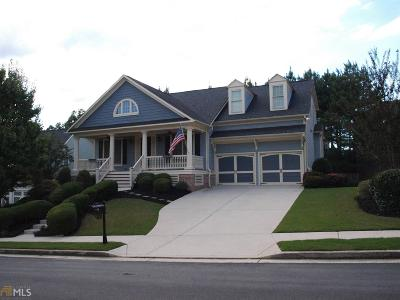 Hoschton Single Family Home For Sale: 6319 Hickory Branch Dr