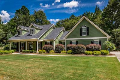 Monroe Single Family Home Under Contract: 1729 Mt Vernon