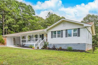 Carrollton Single Family Home For Sale: 1021 Cross Plains Rd