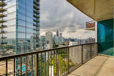 1010 Midtown Condo/Townhouse For Sale: 1080 Peachtree St #2306