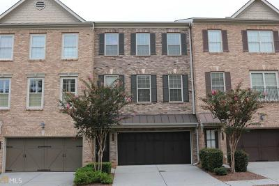 Norcross Condo/Townhouse Under Contract: 3425 Willow Oak