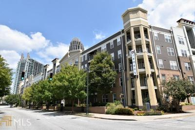 Element Condo/Townhouse Under Contract: 390 17th St #6024