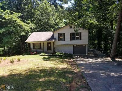 Duluth Single Family Home For Sale: 3844 Pine Needle Dr