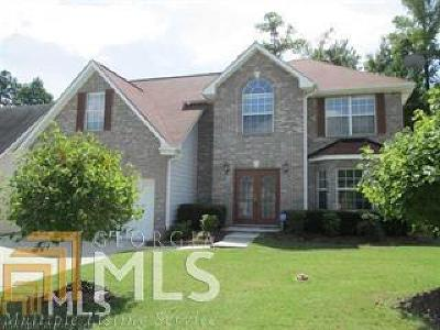 Lithonia Single Family Home Under Contract: 1805 SE Spring Hill Cv #13