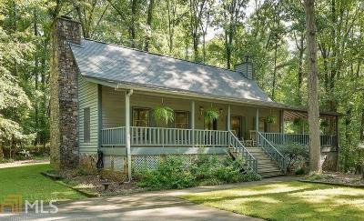 Alpharetta Single Family Home For Sale: 524 Dogwood Lake Trl