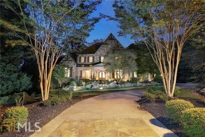 Johns Creek GA Single Family Home For Sale: $2,179,500