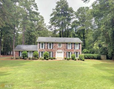 Clayton County Single Family Home Under Contract: 3146 Jodeco Dr