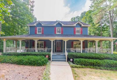 Snellville Single Family Home Under Contract: 4460 Inns Brook Dr