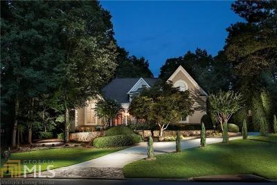 Alpharetta Single Family Home For Sale: 6065 Carlisle Ln