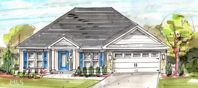 Statesboro Single Family Home For Sale: 118 Weatherstone Way #49