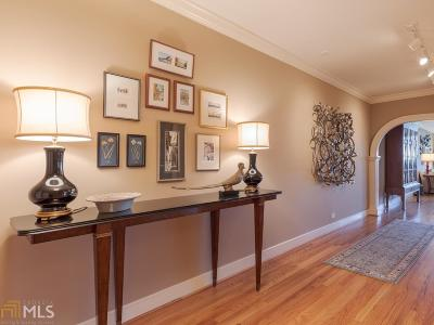 Park Place On Peachtree Condo/Townhouse For Sale: 2660 Peachtree Rd #16F