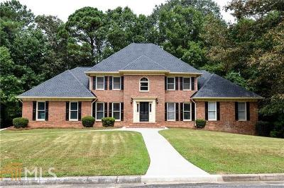 Snellville Single Family Home Under Contract: 3561 Eagle Landing Dr