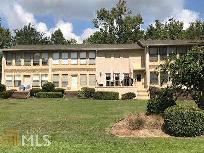 Milledgeville Condo/Townhouse For Sale: 102 NE Water Front Dr