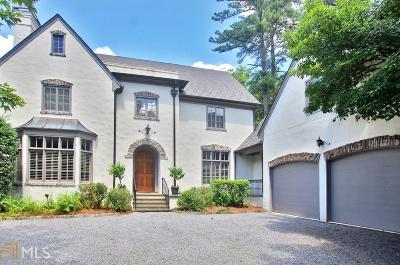 Brookhaven Single Family Home For Sale: 1056 Farm Brook Ln