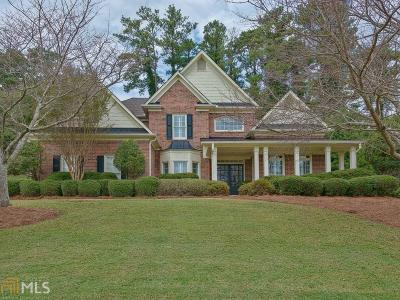 Roswell Single Family Home Under Contract: 110 Lynwood Dr