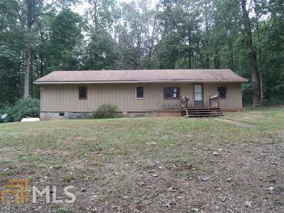 Alto Single Family Home Back On Market: 7536 Mud Creek Rd