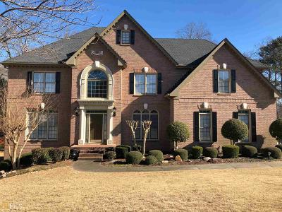 Alpharetta Single Family Home For Sale: 3355 Sugar Valley