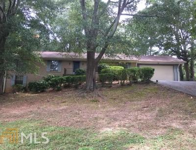 Lithonia Single Family Home For Sale: 1284 Halter