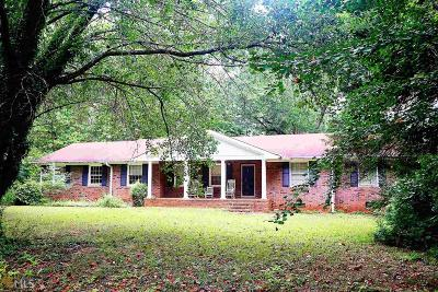 Williamson Single Family Home For Sale: 541 Old Fayetteville Rd