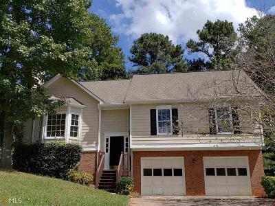 Rex Single Family Home For Sale: 6910 Creekford Ln