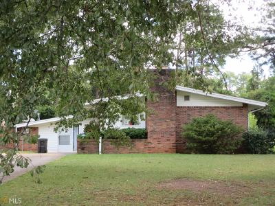Thomaston Single Family Home For Sale: 108 Johnston Dr