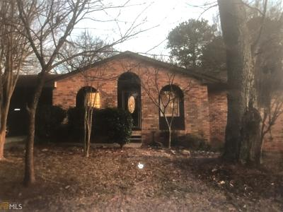 Lilburn Single Family Home For Sale: 4624 NW Burns Rd #10