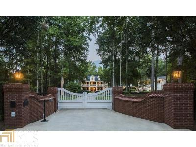 Johns Creek GA Single Family Home For Sale: $2,500,000