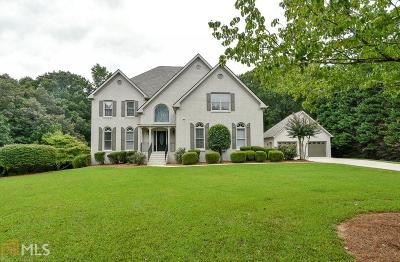 Roswell Single Family Home For Sale: 12725 Etris Rd