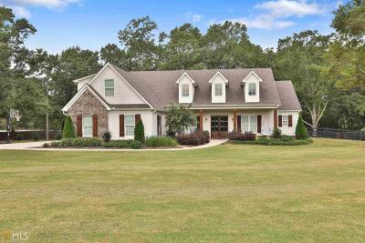 Newnan Single Family Home Under Contract: 38 Mattox