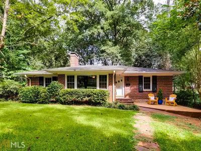 Avondale Estates Single Family Home For Sale: 30 Exeter